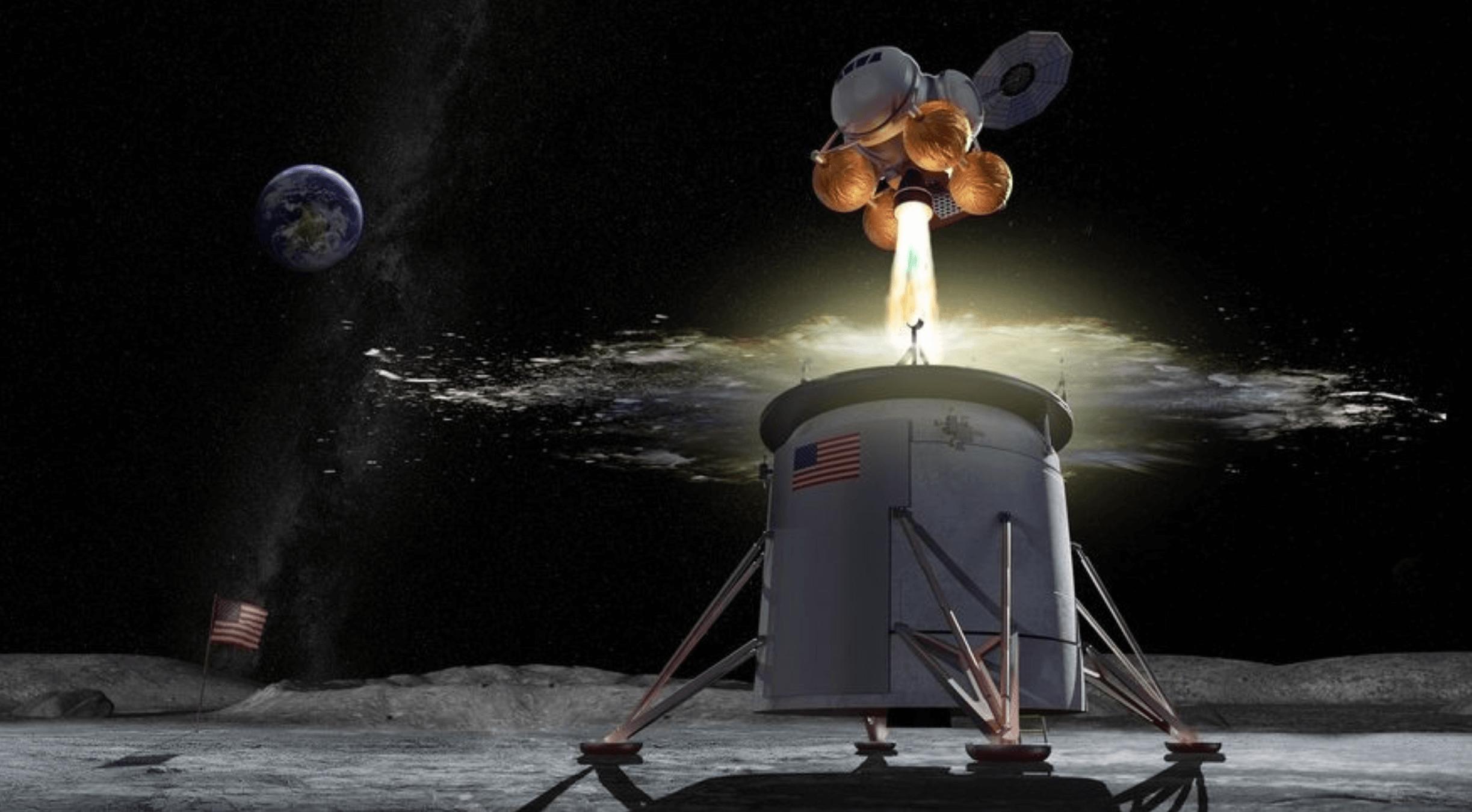 У NASA оголосили вартість відправки астронавтів на Місяць