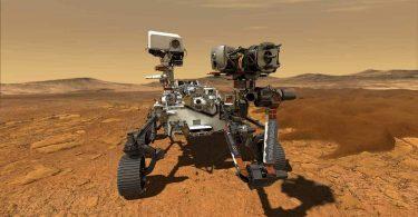 NASA розповіло про унікальну конструкцію марсоходу Perseverance