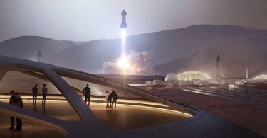 SpaceX приступив до випробувань нового корабля для Марса