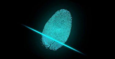 Сканер відбитків пальців