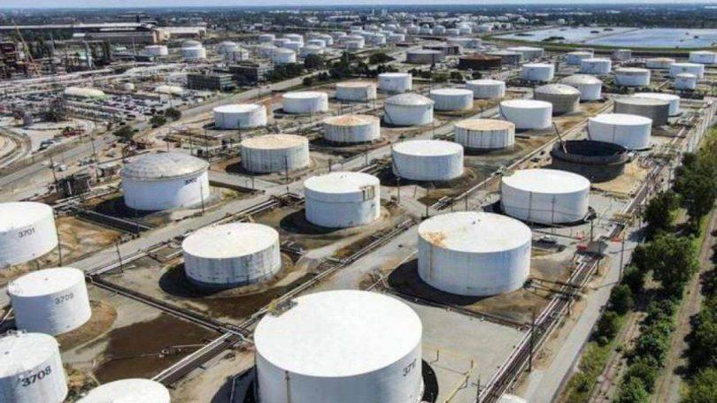 Нафтосховища