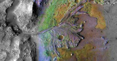 Космічний апарат досліджує дельту річки на ознаки життя на Марсі