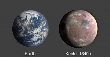 NASA виявило «втрачену» екзопланету, схожу на Землю