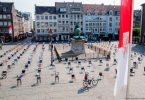 Ресторатори у Дюссельдорфі нагадують владі про свої проблеми під час карантину