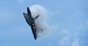 У США розбився винищувач п'ятого покоління F-22 Raptor: відео