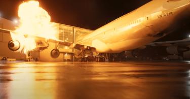 Заради кіно підірвали реальний Boeing 747. Це виявилося дешевше графіки