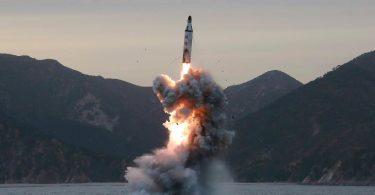 Пд. Корейська ракета