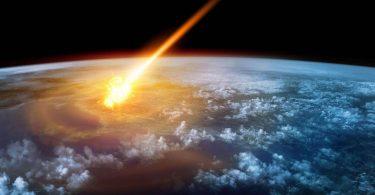 Астероїд, який вбив динозаврів, упав під самим руйнівним кутом