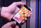 iPhone SE (2020) drop test
