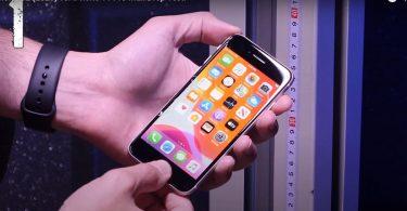 iPhone SE (2020) виявився міцнішим за більш дорогий iPhone 11 Pro Max