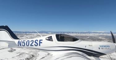 Оголошено терміни запуску першого в світі електричного аеротаксі