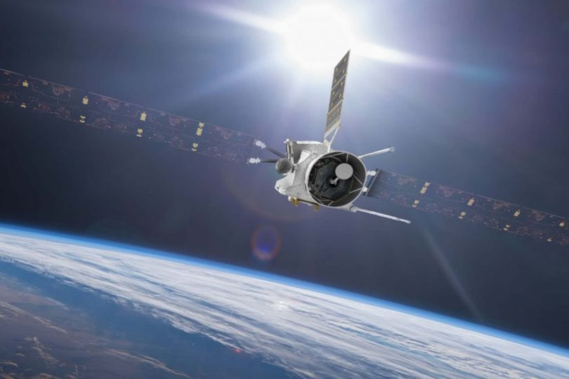 космічний зонд BepiColombo