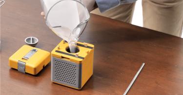 Представлений «вічний» акумулятор, що працює на солоній воді [ВІДЕО]