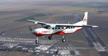 Найбільший в світі електричний літак пройшов перші випробування