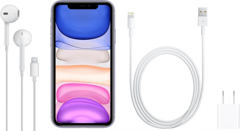 Комплектація iPhone 11
