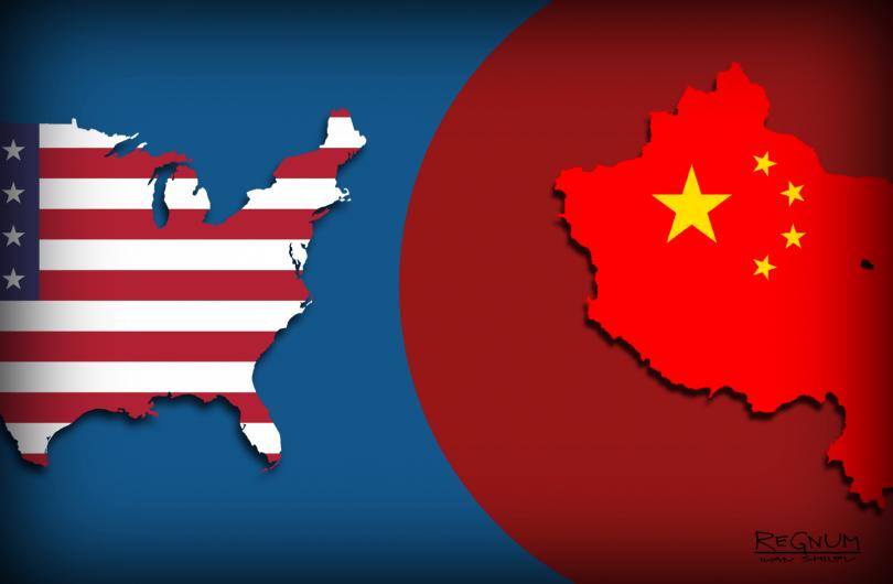 США і Китай