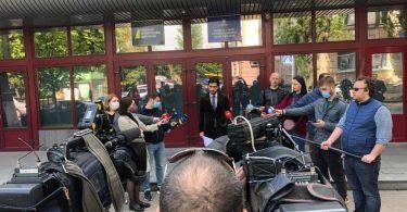 Нардеп Лерос подав у НАБУ документи про топ-корупцію