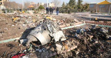 Розслідування причин катастрофи українського літака в Ірані майже завершено