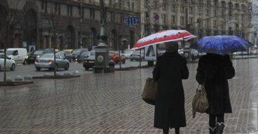 Дощ в Києві