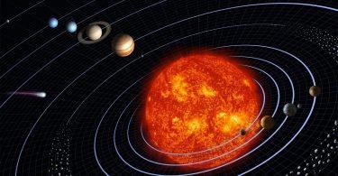 Встановлено точний центр ваги Сонячної системи