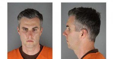 У США звільнили під заставу екс-офіцера, причетного до загибелі Флойда