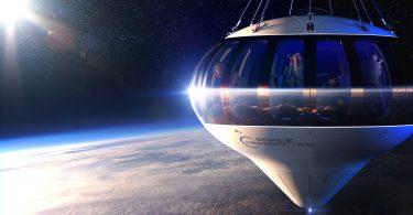 Старт продажів квитків для польоту в космос на повітряній кулі