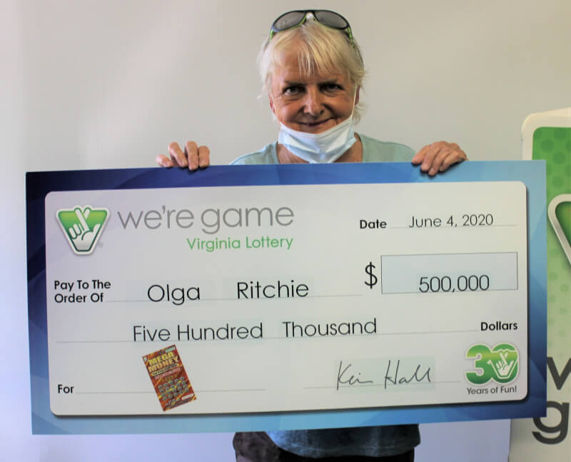 Американка виграла 500000 в лотерею