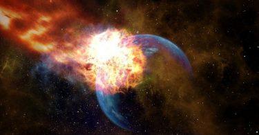 Падіння метеоритів могло спровокувати життя на Землі і Марсі