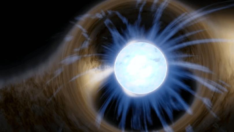 нейтронна зірка