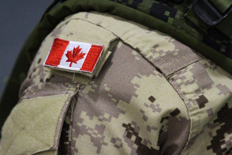 Канадський військовий