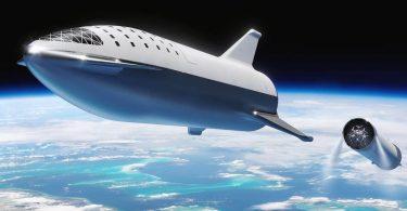 Ілон Маск показав нові знімки Starship