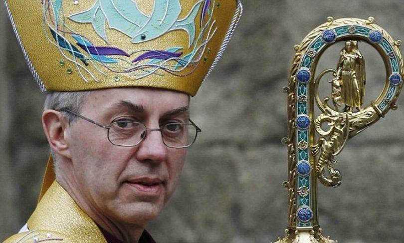 Глава Англійської церкви