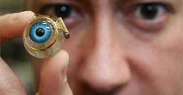 Біонічне око
