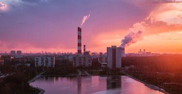 Світовий рівень вуглекислого газу в атмосфері побив рекорд
