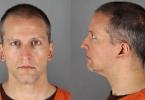 Колишній поліцейський Дерек Шовін, обвинувачений у вбивстві афроамериканця Джорджа Флойда