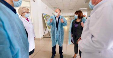 МОЗ звинувачує попередників у захворюванні лікарів