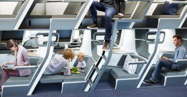 Купе або плацкарт: салони літаків можуть стати зовсім іншими
