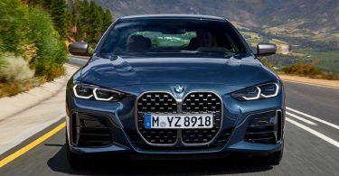 BMW показала купе з гігантськими «ніздрями»