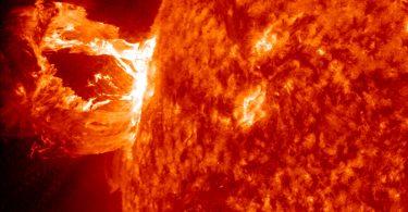 На Сонці вперше зафіксовано спалах за останні 3 роки