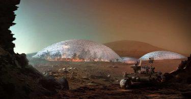Ілон Маск розповів, як житимуть на Марсі перші колоністи
