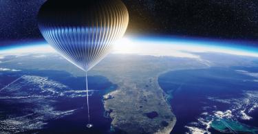 Представлений «доступний» варіант космічного туризму