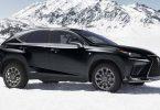 Lexus NX Black Line Special Edition