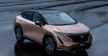 Новітній електрокросовер Nissan офіційно приїде в Україну