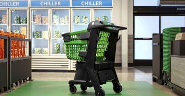 Amazon представила розумні візки для магазинів без продавців