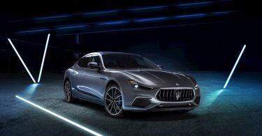 Maserati розсекретила перший в своїй історії гібрид