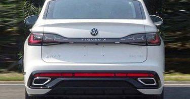 З'явилися фотографії серійного Volkswagen Tiguan X