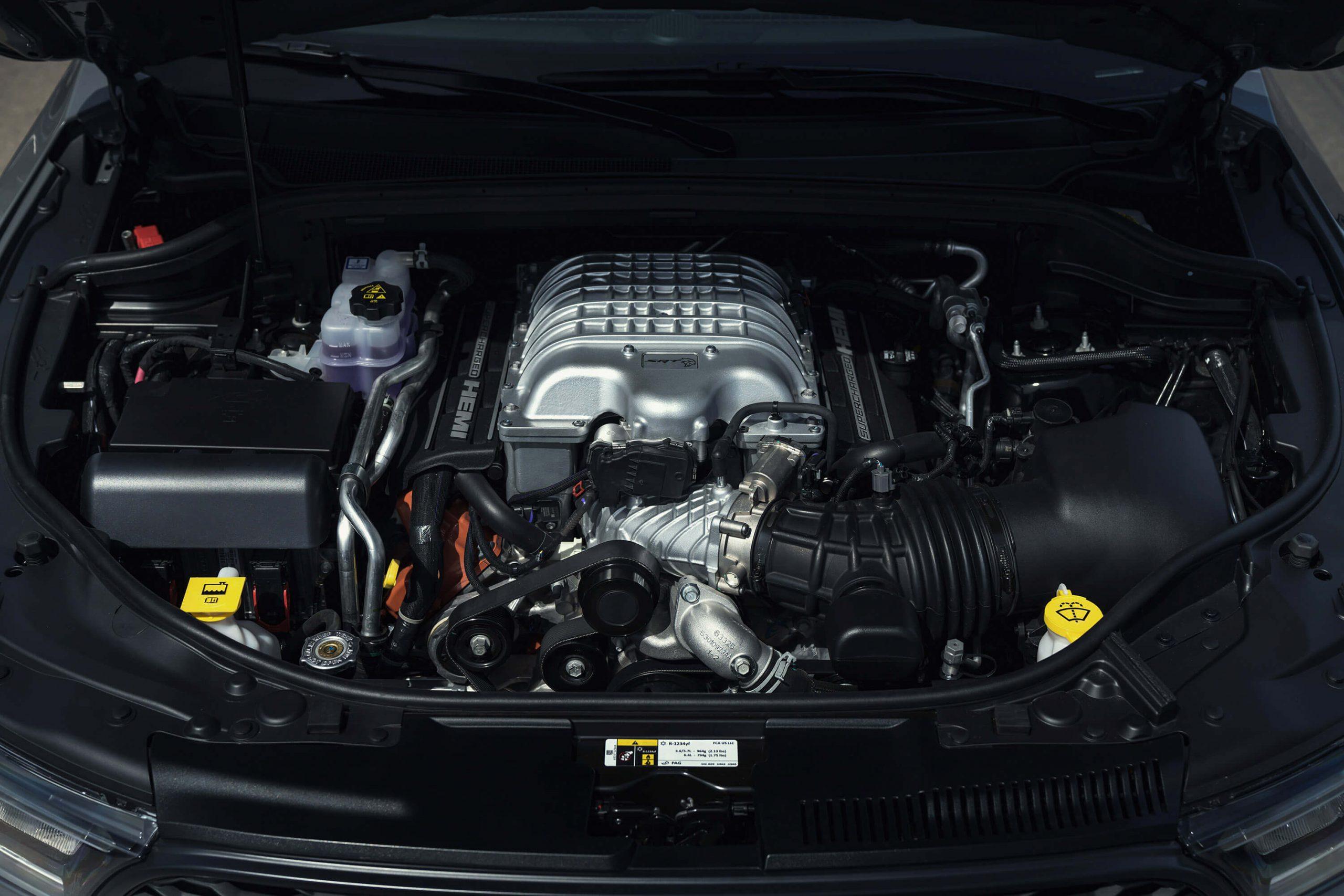 Dodge Durango SRT Hellcat