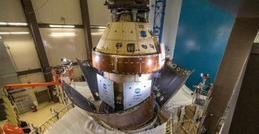 Корабель для польоту людини на Місяць пройшов випробування