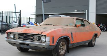 Ford Falcon GT Hard Top 1973