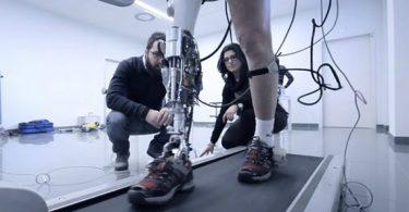 Космічні технології допомогли створити просунутий протез ноги